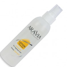 Aravia professional, лосьон против вросших волос с лимоном, 150 мл