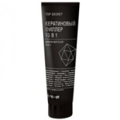 Concept Keratin Hair Filler 10In1 - Филлер кератиновый для волос 10в1, 100 мл Concept (Россия)