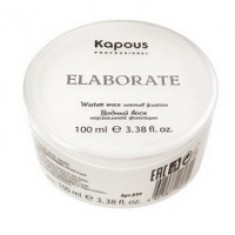 Kapous Professional Elaborate - Водный воск нормальной фиксации, 100 мл Kapous Professional (Россия)
