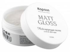 Kapous Professional - Моделирующая паста для волос сильной фиксации, 100 мл Kapous Professional (Россия)