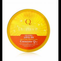 крем для лица очищающий deoproce premium clean & deep cleansing cream