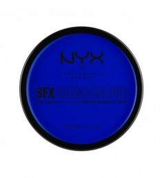 NYX PROFESSIONAL MAKEUP Кремовые пигменты Sfx Creme Colour - Blue 05