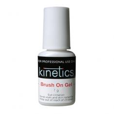 KINETICS Клей для типсов / Brush on Gel 7 мл