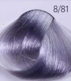 WELLA PROFESSIONALS 8/81 краска оттеночная для волос, светлый блондин жемчужно-пепельный / COLOR FRESH SILVER