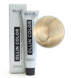 OLLIN PROFESSIONAL 11/1 краска для волос, специальный блондин пепельный / OLLIN COLOR 60 мл