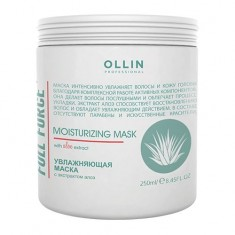 Ollin Professional FULL FORCE Увлажняющая маска с экстрактом алоэ 250мл
