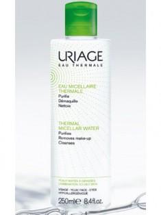 Uriage (Урьяж)  Исеак Очищающая мицеллярная вода для жирной и комбинированной кожи 250 мл