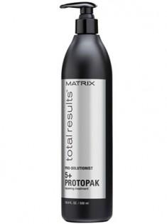 Matrix Про Солюшионист Протопак 5+ Глубокий восстанавливающий уход 500 мл