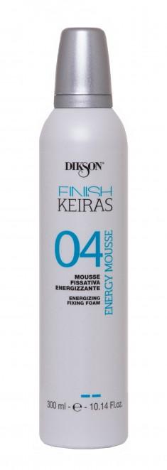 DIKSON Мусс для объема / FINISH ENERGY MOUSSE 04 300 мл