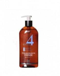 Шампунь терапевтический №4 для очень жирной, чувствительной и раздраженной кожи головы SIM SENSITIVE System4 500 мл