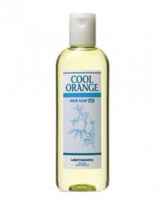 Шампунь для волос Lebel Cool Orange HAIR SOAP ULTRA COOL 200 мл