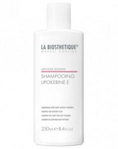 Шампунь для чуствительной кожи головы La Biosthetique Lipokerine E Shampoo For Sensitive Scalp 250мл
