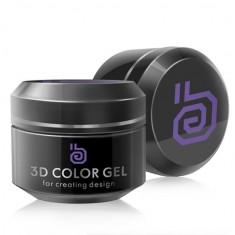 3d гель (фиолетовый, violet), 5 г ru ruNail