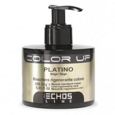 Color up тонирующая маска platino 250мл. платино бежевый ECHOSLINE