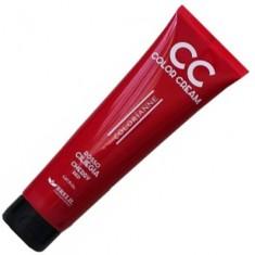 колорирующий крем красный brelil cc color cream 150 мл.