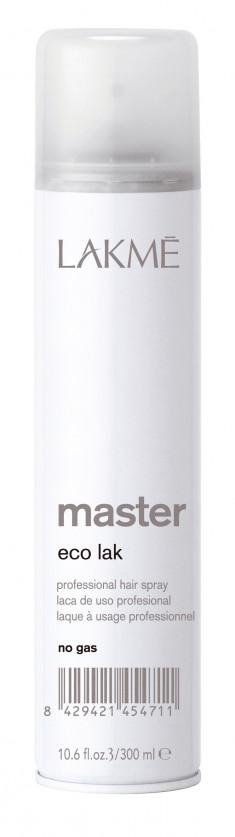 LAKME Лак-эко для волос без газа / ECO LAK NO GAS 300 мл