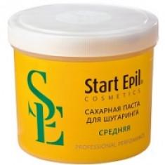 Aravia Professional Start Epil - Сахарная паста для депиляции, Средняя, 750 г