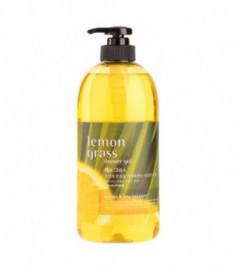 Гель для душа Welcos Body Phren Shower Gel Lemon Grass 730мл