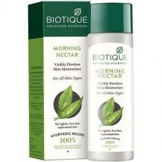 Лосьон для лица Утренний нектар для всех типов кожи Bio Morning Nectar BIOTIQUE