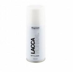 Kapous Professional - Лак аэрозольный для волос нормальной фиксации, 100 мл