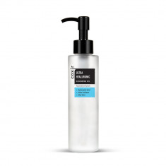 очищающее гидрофильное масло с гиалуроновой кислотой coxir ultra hyaluronic cleansing oil