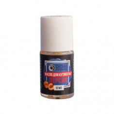 Rosi, Масло для кутикулы «Персик», 10 мл