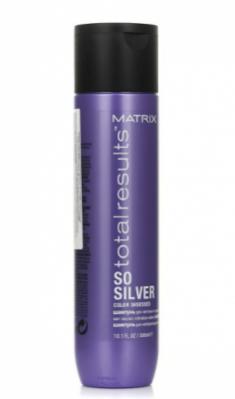 Шампунь от желтизны MATRIX Color Obsessed So Silver 300 мл