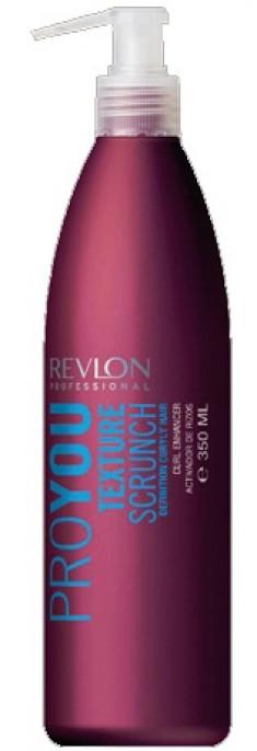 REVLON PROFESSIONAL Средство для выпрямления волос / PROYOU TEXTURE 350 мл