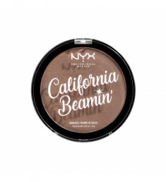 NYX PROFESSIONAL MAKEUP Бронзирующая пудра для лица и тела California Beamin' Face & Body Bronzer - Free Spirit