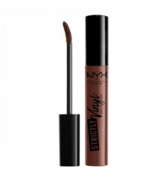 NYX PROFESSIONAL MAKEUP Блеск для губ Strictly Vinyl Lip Gloss Bombshell 06