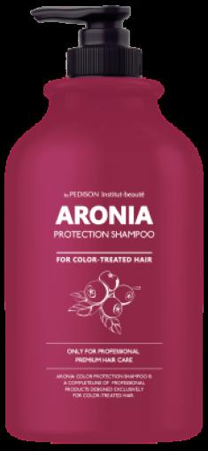 Шампунь для волос АРОНИЯ EVAS Pedison Institute-beaut Aronia Color Protection Shampoo 500мл