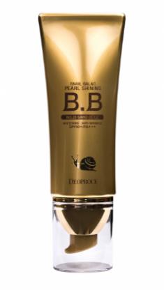BB-Крем сияющий с муцином улитки DEOPROCE SNAIL GALAC PEARL SHINING BB №21 40г
