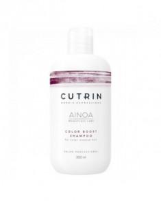 Шампунь для сохранения цвета Cutrin Ainoa Color Boost 300 мл
