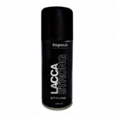 Kapous Professional - Лак аэрозольный для волос сильной фиксации, 100 мл