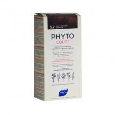Краска для волос Phytosolba Phyto COLOR 5.7 Светлый каштан
