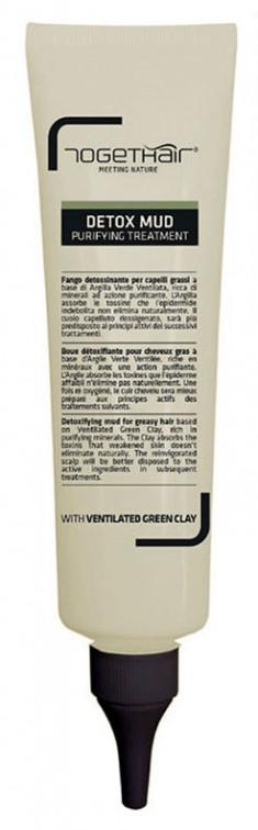 TOGETHAIR Маска-детокс грязевая для кожи головы / Detox Mud purifying 100 мл