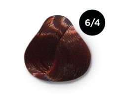 OLLIN PROFESSIONAL OLLIN COLOR 6/4 темно-русый медный 100 мл Перманентная крем-краска для волос