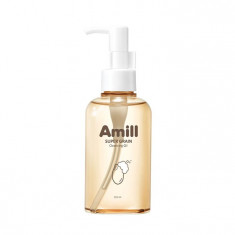 гидрофильное масло с зерновыми экстрактами amill super grain cleansing oil