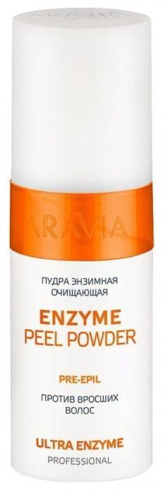 Aravia professional,пудра энзимная очищающая против вросших волос enzyme peel -powder 150