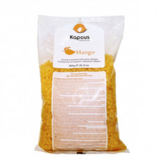 Гелевый воск с ароматом «Манго» в гранулах, 800 г (Kapous Professional)