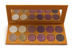 Палетка теней PAESE WARM MEMORIES EYESHADOWS PALETTE 12 цветов