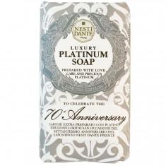 Нести Данте мыло Platinum Soap Юбилейное платиновое 250г NESTI DANTE