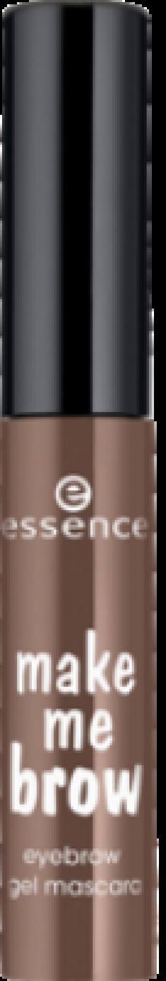 Гелевая тушь для бровей Essence Make Me Brow Eyebrow Gel Maskara 02 browny brows