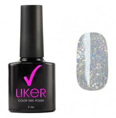 RUNAIL 4968 гель-лак для ногтей / Liker 9 мл