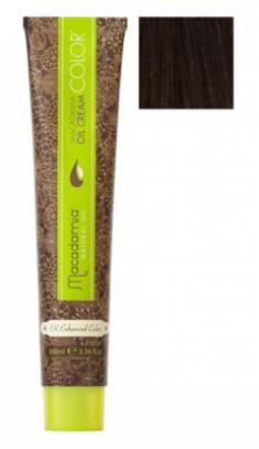 Краска для волос Macadamia Oil Cream Color 8/2 СВЕТЛЫЙ ЗЕЛЕНЫЙ БЛОНДИН 100мл