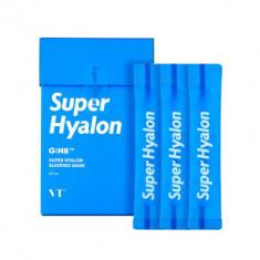 Ночная маска с гиалуроновой кислотой VT SUPER HYALON SLEEPING MASK 4мл*20шт VT Cosmetics