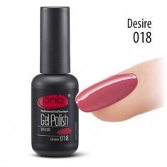 PNB 018 гель-лак для ногтей / Gel nail polish PNB 8 мл